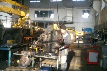 приёмка двигателя МТЗ на ремонт