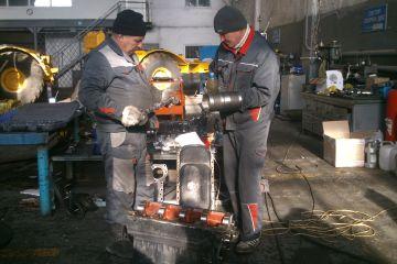 подготовка гильз двигателя МТЗ